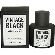 Perfume Vintage Black Kenneth Cole Caballero 100ml