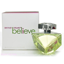 Perfume Original Believe De Britney Spears De Dama 100 Ml