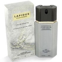 Lapidus 100 Ml Edt Spray De Ted Lapidus