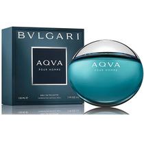Aqva Caballero 100 Ml Bvlgari Perfume $$ Origina