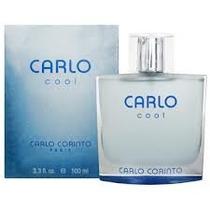 Perfume Original Carlo Corinto Cool Caballero 100 Ml.