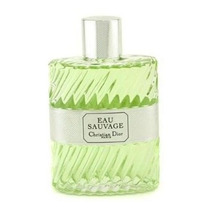 Perfumes Christian Dior Eau Sauvage Agua De Colonia Botella