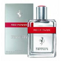 Perfume Red Power Ferrari Caballero 125ml