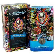 Perfume Original Ed Hardy Heart & Daggers Caballero 100 Ml!