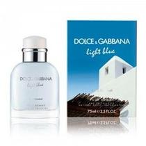 Maa Perfume Light Blue Living Stromboli D&g Caballero 125 Ml