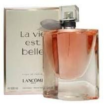 Perfume La Vida Es Bella Lancome 100 Ml Original