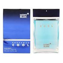 Perfume Mont Blanc Cool Caballero 75ml, Excelente Precio.
