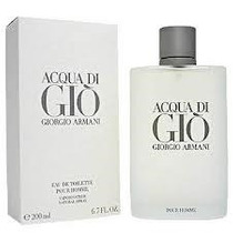 Perfume Acqua Di Gio 200ml Original Excelente Precio .