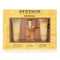 Perfumes Coty Stetson 3 Piece Set Regalo Para Hombres