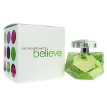 Perfume Believe Britney Spears Por Britney Spears Para Las
