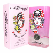 Perfume Original Ed Hardy Born Wild Dama 100 Ml