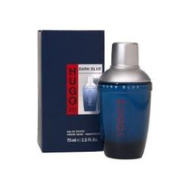 Perfume Dark Blue Hugo Boss Caballero 75ml