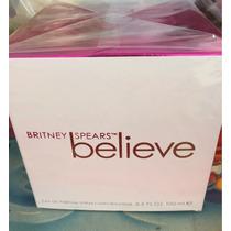 Perfume Original (believe Britney Spears)100ml.