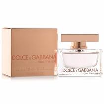 Perfume Original Dolce & Gabbana Rose The One Dama 75 Ml