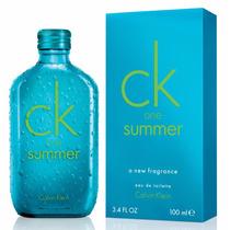 Ck One Summer Agua De Tocador 100ml De Calvin Klein