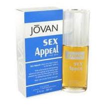 Pfo Jovan Sex Appeal Caballero, Nuevo, Sellado, Original!!
