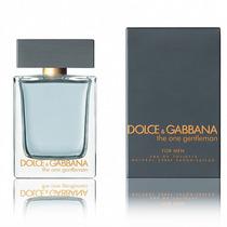 Perfume The One Gentleman Dolce & Gabbana 100ml Caballe Kuma