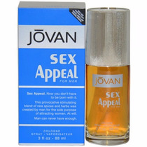 Jovan Musk Sex-appeal Caballero 88 Ml 100% Original