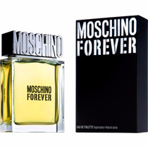 Perfume Original Moschino Forever Caballero 100 Ml
