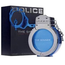 Perfume The Sinner Police Caballero 100ml