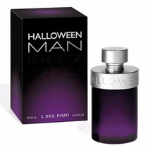 Halloween Man Eau De Toilette 125ml De Jesus Del Pozo