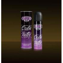 Perfume Cuba Taatoo Para Dama 100 Ml
