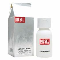 Perfume Original Diesel Plus Plus Caballero 75 Ml