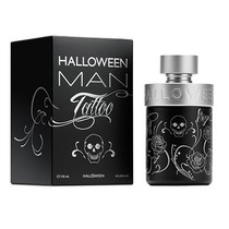 Perfume Halloween Tatto Man Jesus Del Pozo 125ml