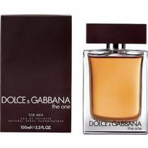 Perfume Original Dolce & Gabbana The One Caballero 100 Ml