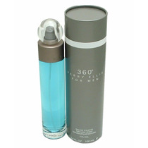 Perfume Original 360° Caballero 100 Ml Perry Ellis