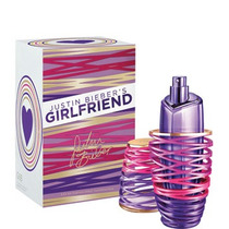 Perfume Original Girlfriend Dama 100 Ml Justin Bieber !!!