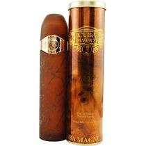 Perfume Cuba Magnum Dorado Por Cuba Para Los Hombres, Gel D