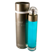 360° For Men De Perry Ellis Eau De Toilette Para Hombre 100