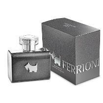 Envío Ferrioni Terrier Grey Edt 100 Ml Caballero Original