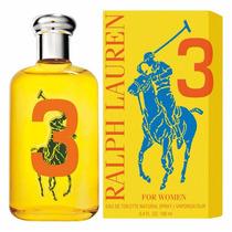 Ralph Lauren No.3 (amarillo) 100ml De Ralph Lauren