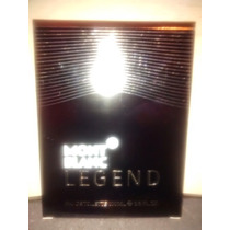 Perfume Legend By Montblanc Caballero 100 Ml