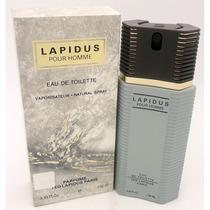 Lapidus Eau De Toilette 100ml De Ted Lapidus