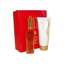 Perfume Giorgio Beverly Hills Set De Regalo Rojo Para La Mu