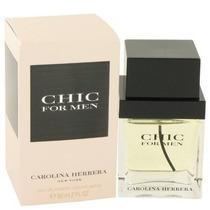 Perfume Chic De Carolina Herrera Eau De Parfum Spray De 2 O