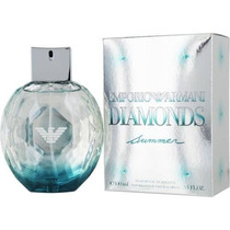 Perfume Emporio Armani Diamonds Verano Por Giorgio Armani,