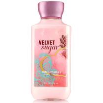 Crema Bath And Body Works Velvet Sugar