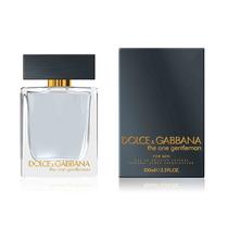 The One Gentleman By Dolce Gabbana Eau De Toilette 100ml
