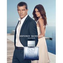 Set Especial Perfume King + After Shave By Antonio Banderas