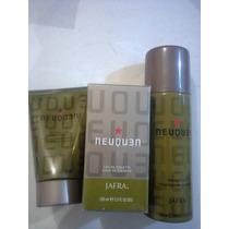 Jafra 3 Productos Neuquen Caballero Original Al Costo De Uno