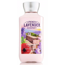 Crema Bath And Body Works French Lavender & Honey
