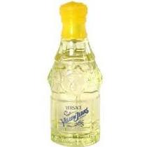 Versace Yellow Jeans 75 Ml Perfume De Colección Nuevo!!!
