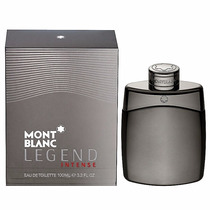 Legend Intense De Mont Blanc Eau De Toilette 100 Ml