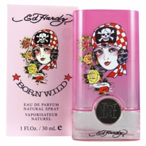 Perfume Original Ed Hardy Born Wild Dama 100 Ml!
