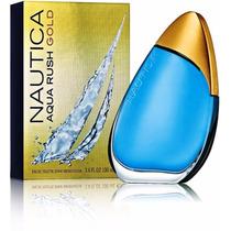 Nautica Aqua Rush Gold Eau De Toilette 100ml De Nautica