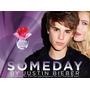 Perfume Someday Dama Justin Bieber 100 Original Garantizado